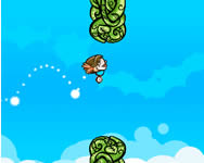 Flap in time Flappy Bird játékok